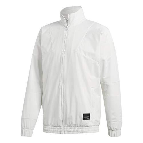 adidas Eqt Bold 2.0 Originals - Chaqueta para hombre, Hombre, CV8567, blanco y blanco, large