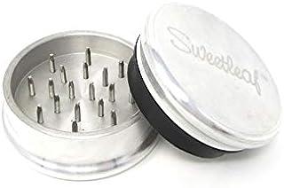 """Sweetleaf 2 Part Aluminum Pocket Herb Grinder 2"""" - 50mm"""
