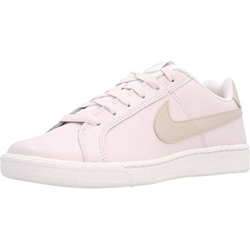 Nike Wmns Court Royale, Zapatos de Tenis Mujer, Barely Rose Fossil Stone White, 36 EU