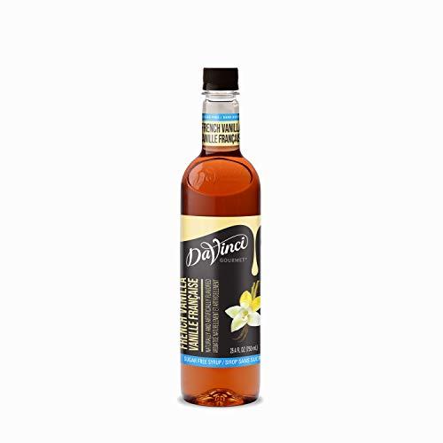 DaVinci Gourmet Sugar-Free French Vanilla Syrup, 25.4 Ounce