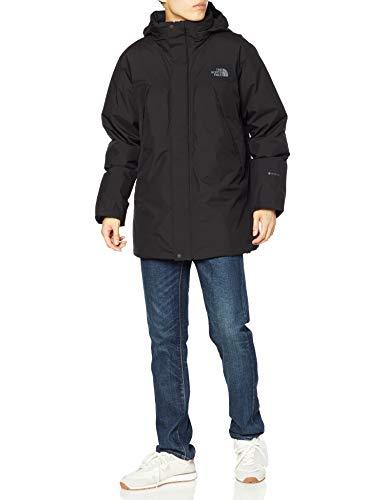 [ザノースフェイス] コート GTXパフコート メンズ ND92062 ブラック 日本 M (日本サイズM相当)