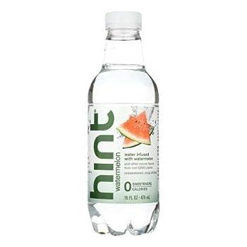 Hint Watermelon Water  12x16 Oz