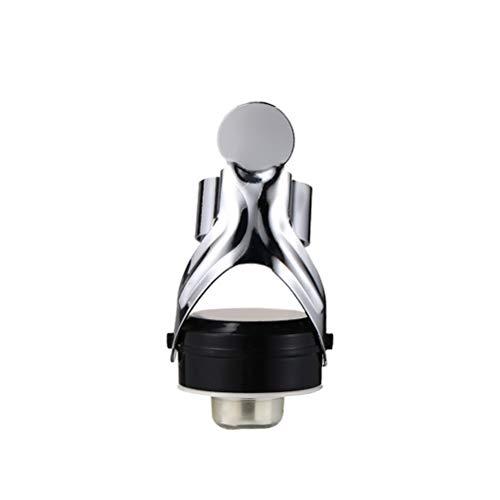 Dasket - Sellador de botellas de acero inoxidable para champán, cava, vino, prosecco, espumoso