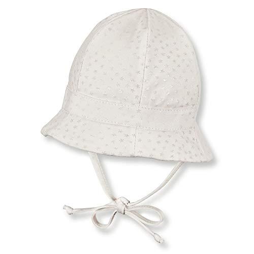 Sterntaler 1401915 Mädchen Sommermütze Sonnenhut Fischerhut mit UV Schutz 50+ (43)