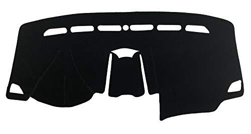 AutofitPro Custom Fit Dashboard Black Center Console Cover Dash Mat Protector...