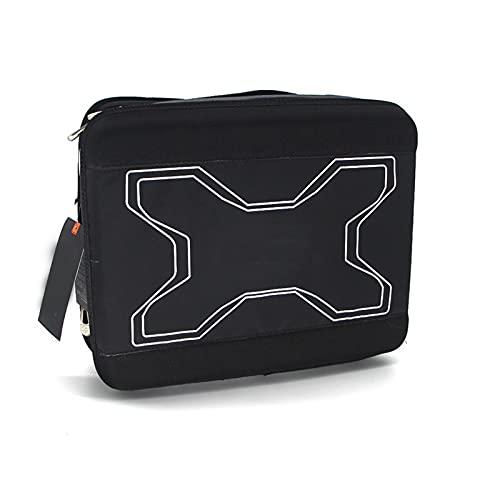 CAIFEIYU Applicabile per Adattarsi per la BMW Motociclo R1200GS R1250GS F750GS F850GS Borsa per Rivestimento Posteriore Bag Back Bag Back Accessori Multi-Function Accessori Accessori (Color : Black)