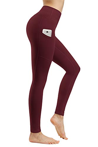 Fengbay High Waist Yoga Pants, Pocket Yoga Pants...