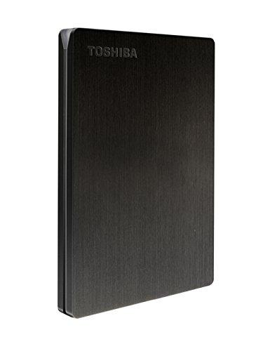 Toshiba Canvio Slim externe Festplatte 500 GB 6,4 cm (2,5 Zoll) USB 3.0 schwarz