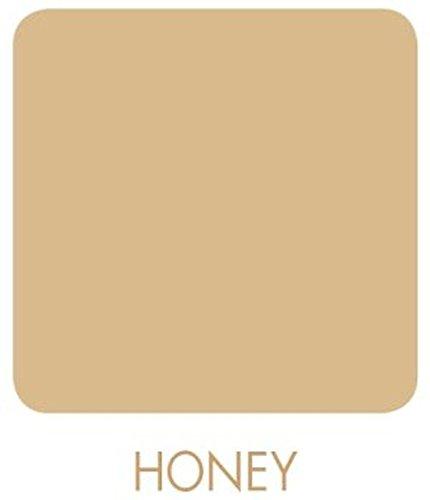 Signeo Bunte Wandfarbe, HONEY, Sandbraun, Braun, matt, elegant-matte Oberflächen, Innenfarbe, 1 Liter
