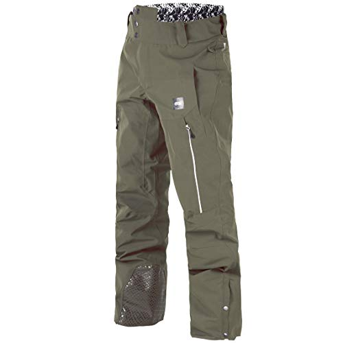 Picture Object Pant MPT091 Herren-Snowboardhose Dark Army Green Gr. M