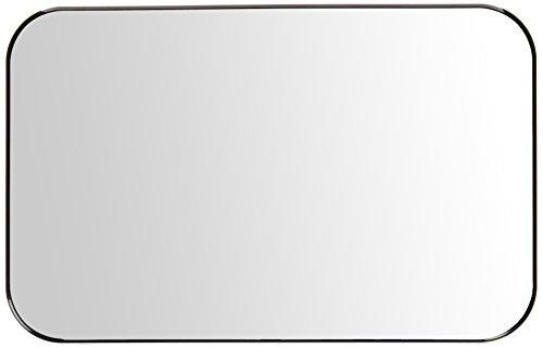 Hagus Spiegelkopf gewölbt mit Befestigung Huckepack II+III
