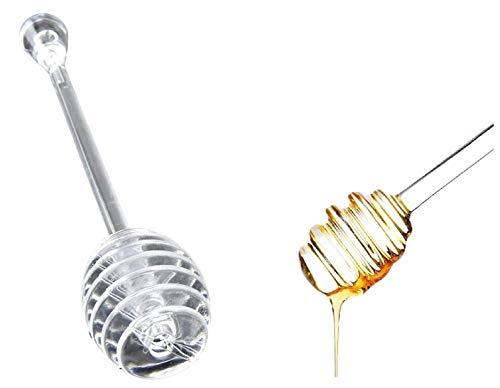 La mejor comparación de Cucharas para la miel más recomendados. 3