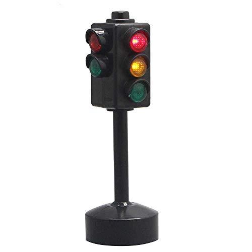 Semáforos públicos simulados Linterna de señal de Transporte Ornamentos Educación...
