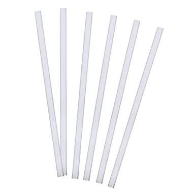Tervis Straight 6-pk. Clear Straws 11