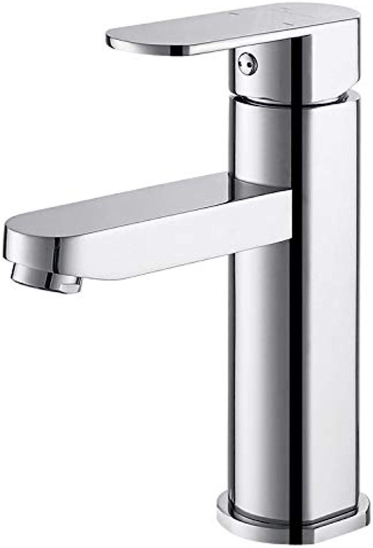 Warmes und kaltes Wasser Wasserhahn Waschbecken Wasserhahn 304 Bad hei und kalt