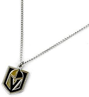 Aminco International NHL Vegas Golden Knights Logo Pendant
