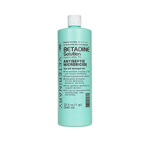 Betadine 32 oz Solution Povidone Io…