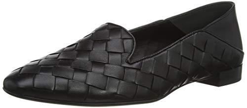 HÖGL Damen Braidy Schwarz 6 1-101710 Loafer