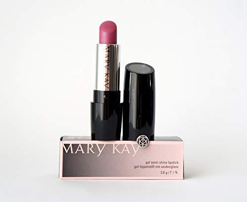 Gel Semi-shine Lipstick Gel Lippenstift mit seidenglanz luminous lilac 3,6g MHD 2023/24
