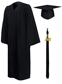 Best black cap and gown Reviews