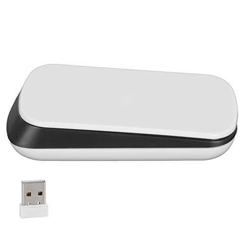 Vipxyc Wireless Mouse, 2.4 G Touch Scroll Mouse with Receiver, 1200DPI Cordless Mouse, Compatible for Windows/iPad/iPhone/Mac OS/Android