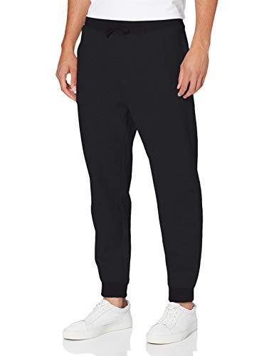 Tommy Jeans Herren Tjm Tommy Classics Sweatpant Hose, Schwarz (Black Bbu), L