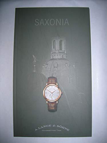 Saxonia A. Lange & Söhne