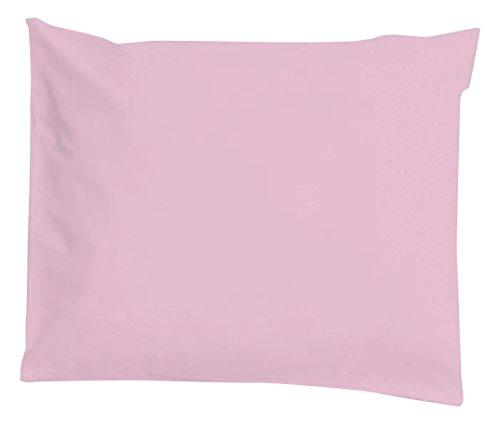 Taie d'oreiller imperméable et anti-acariens 40x60cm Peach Pink - Louis Le Sec