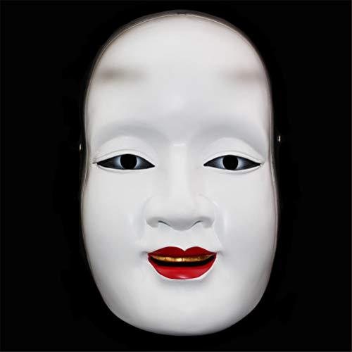 TTXLY Máscara de Halloween Máscara de Resina Máscaras de