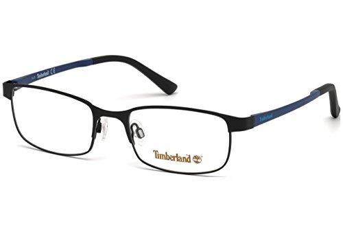 TIMBERLAND Eyeglasses TB1348 002 Matte Black
