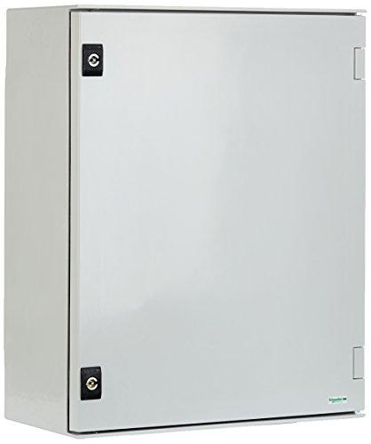 Schneider elec pue - pco 31 10 - Armario poliester plm 530x430x200 ip66pl.metálico/a 7035