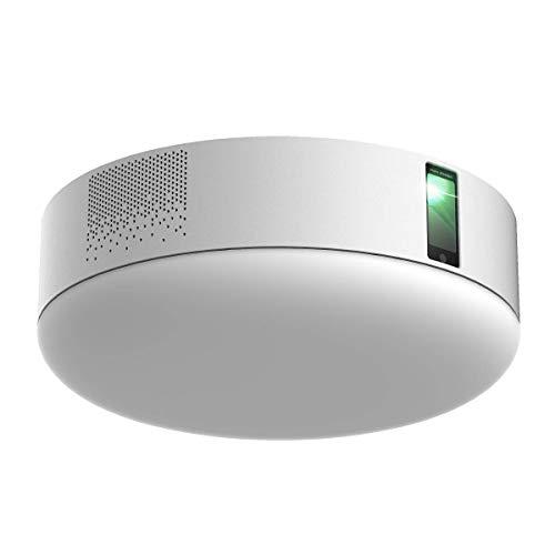 popIn Aladdin SE ポップインアラジン プロジェクター 天井 LEDシーリングライト スピーカー テレビ フルHD 家庭用 映画 ホームシアター スマホ対応