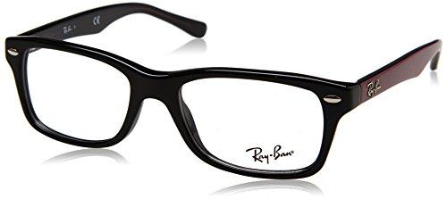 Ray-Ban 0Ry1531, Monturas de Gafas Unisex-Niños, Negro (Black 3749), 46