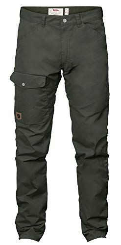 Fjallraven Herren Greenland Jeans M Long Sport Trousers, Deep Forest, 50