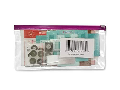 Foldscope Assembled Single Pouch
