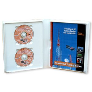 BROADBAND RF SYSTEM DESIGN AND INSTALLATION DVD TRAINING COURSE WITH WORKBOOK INCLUDED