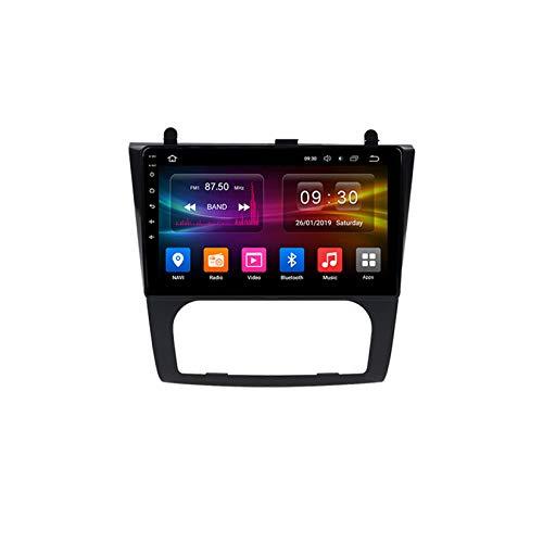 TypeBuilt Android Autoradio 9' Pantalla Tactil para Coche HD Radio De Coche Bluetooth SWC per Nissan Teana Altima 2008-2012 Coche Audio FM/Am/RDS Radio Video Player Bluetooth Radio Pantalla,At,PX5