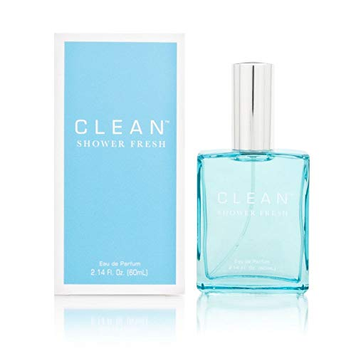 Clean Classic Shower Fresh for Women/femme, Eau de Parfum, Vaporisateur/Spray. Blumig