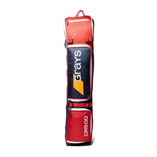 Greys GR500 Hockeyschlägertasche, Rot, Einheitsgröße