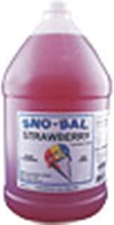 Benchmark USA Snow Cone Syrup ? Fuzzy Navel