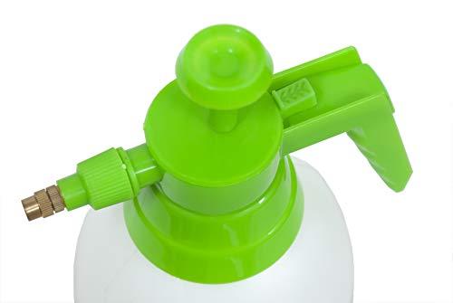 PAMEX – Botella pulverizar sulfatar Bomba de presión/vaporización pulverizador (2 litros)