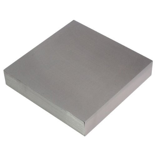 HTS 106N7 Stainless Steel Flat Jeweler's Bench Block for Wire...