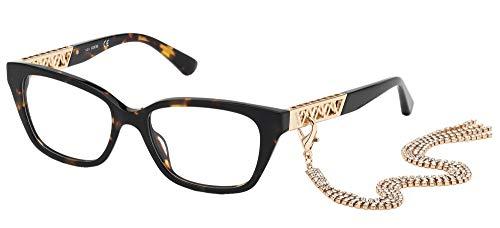 Guess Gafas de Vista GU2784 Dark Havana 55/16/140 mujer