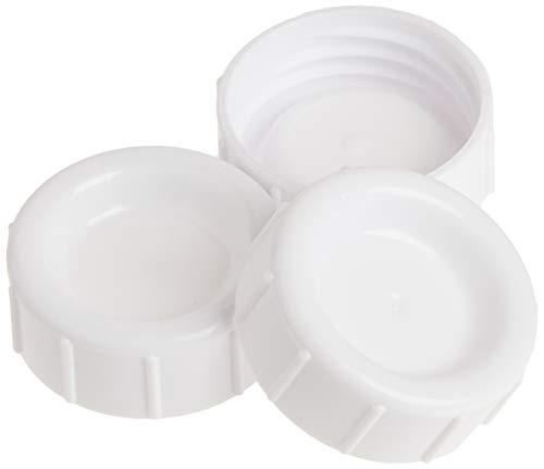 Dr. Brown\'s 248800.7 - 3er Pack Deckel für schmalhalsige Babyflaschen