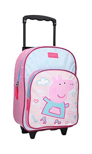 Peppa Peppa Pig 007-0723, bagage (tassen, schooltas, etui, paraplu) Peppa Pig Fantasie rugzak, 38 x 28 x 16 cm