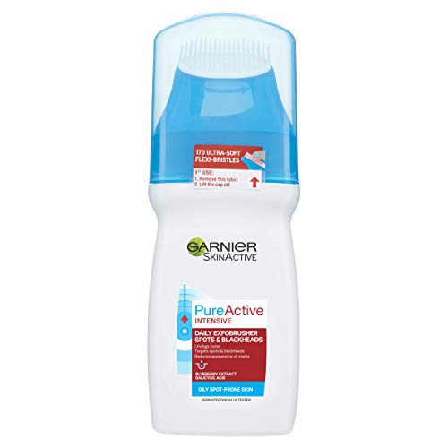 Garnier Pure Active Exfo-Brusher Face Wash (150ml)