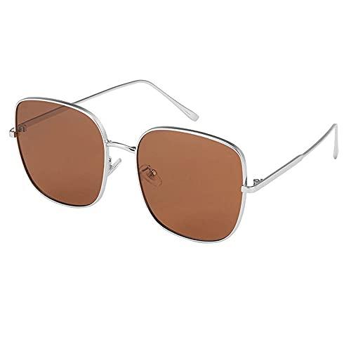 Gafas De Sol para Hombre,Gafas De Sol para Mujer Gafas De Sol para Hombre, Gafas De Sol, Gafas De Sol para Mujer, Gafas De Sol Polarizadas, Aptas para Conducir, Mujeres con Cara Grande Y Gafas