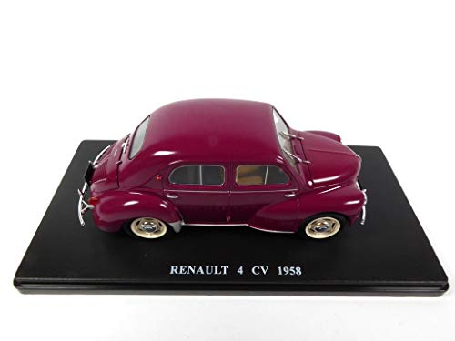 OPO 10 - Renault 4CV 1958 - Salvat 1/24 (E34)