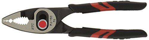 KTC (京都機械工具) コンビネーションプライヤー (ソフトグリップ付) 150mm PJ150