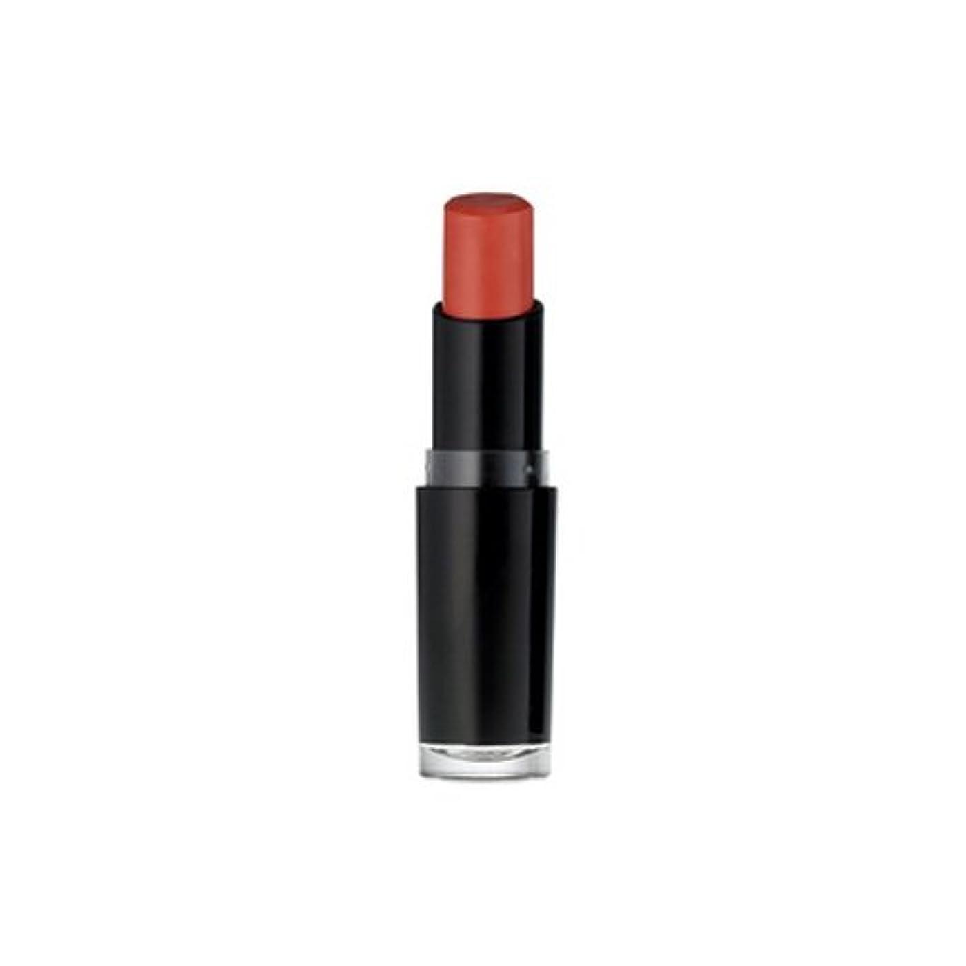 リズム競合他社選手トランクライブラリ(6 Pack) WET N WILD Mega Last Matte Lip Cover - Rose-Bud (並行輸入品)